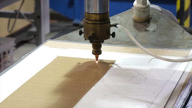 Precision-Laser