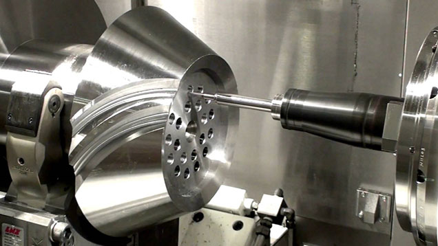 Conventional CNC 5-Axis Machining – LAI International
