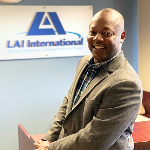 Marlon Johnson, LAI of CEO